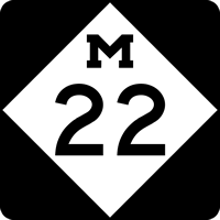 M-22 Pure Michigan Byway Home